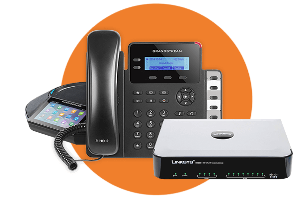 Hardware para telefonía