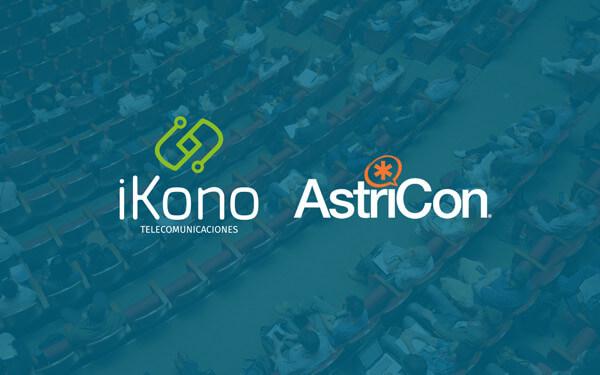 iKono en el AstriCon 2017