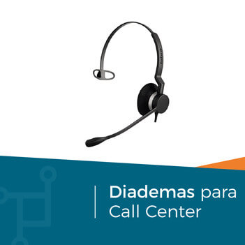 Diademas para Call Center