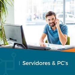 Servidores y PC's